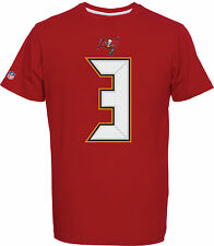 NFL Children Youth T-Shirt Tampa Bay Buccaneers Jameis Winston 3 Football Jersey