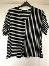 Ladies Next Stripey Top Size 16