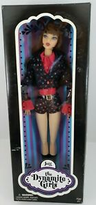 Integrity Toys Fashion Royalty The Dynamite Girls 2008 Jett #66008 Wave 2 MIB