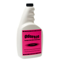 ODOREZE Natural Portable Toilet Odor Eliminator & Cleaner: Makes 64 Gallons