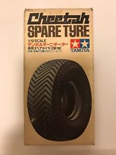 Tamiya RC CHEETAH TIRES VINTAGE RC