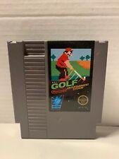 NES Open Tournament Golf Nintendo Entertainment System - Tested