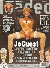 LOADED  n° 37 - Mai 1997 - Jo Guest + Manchester United - Un pavé de 236 pages !