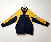 Official Licensed V8 Supercars Australia Jacket Patched Internally Lined Size L