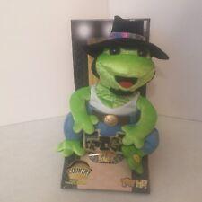 "Frogz Rock It, Rap It, Ribbit! - COUNTRY - Plays ""Save a Horse, Ride a Cowboy"""