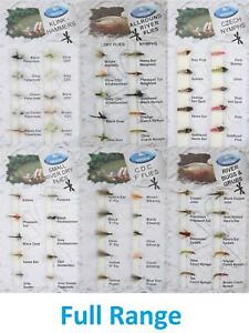 Dragon Tackle Trout & Grayling River Flies / Fly Fishing