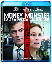 MONEY MONSTER - L'ALTRA FACCIA DEL DENARO - 2016- BLU-RAY nuovo sigillato [dv43]