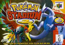 Pokemon Stadium 2 PAL Nintendo 64 Cartridge Only B *VGWC*+Warranty!
