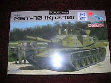 "Dragon # 6550 ""MBT-70 Kpz-70 Tank "" 1/35 scale list $84.95 lot # 11149"