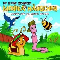 DIE KLEINE SCHNECKE MONIKA HÄUSCHEN - 04: WARUM SIND AM HIMMEL WOLKEN?  CD NEU