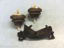 Motor Mounts & Automatic Trans Mount Set 3PCS for 1986-1991 Ford Tempo 2.3L Auto