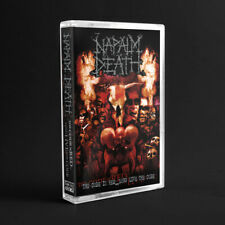 Napalm Death - The Code Is Red Long Live The Code CASSETTE TAPE - Death Metal