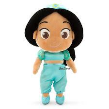 "Toddler Princess Jasmine Aladdin 12"" Plush Doll Toy 2015 Disney Store Exclusive"