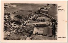 Avebury - Aerial View of the Stones and Village from the SW - Wiltshire RP
