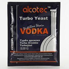 Turbo Yeast  Alcotec Vodka inc. glucoamylase enzyme FREE P&P UK