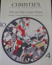 CHRISTIE'S 19th and 20th Century Posters – Alphonse Mucha Geo Ham L. Belloguet