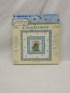 Baby Boy Cross Stitch Patterns from Sue Dreamer Day Dreamer NEW OLD STOCK