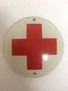 Red Cross Medical Doctor Nurse Badge from Argentina Argentine  - (#404C)
