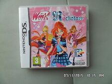 JEU NINTENDO DS  3DS : WINX CLUB ROCKSTARS  I18