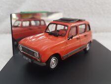 VITESSE - 1/43 Scale - Renault 4 GTL 1978 - 045E-orange version