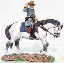 KING & COUNTRY CIVIL WAR CW011 CONFEDERATE GENERAL ROBERT E LEE MIB