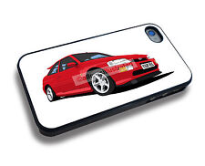 FORD ESCORT RS COSWORTH iPHONE 5/6/7/8/X PERSONALISED CLIP ON COVER