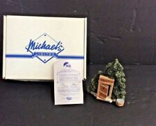 Brian Baker's De Ja Vu #1305 The Outhouse with Original Box & Certificate