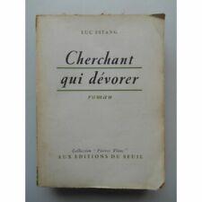Cherchant qui dévorer / Luc Estang / Réf58466