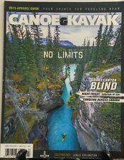 Canoe & Kayak March 2015 No Limits Grand Canyon Blind Apparel FREE SHIPPING sb