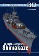 Kagero Super Drawings in 3D 57: The Japanese Destroyer Shimakaze