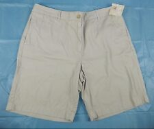 WOMEN'S casual comfort SHORTS = COVINGTON = NEW = SIZE 16 = KN58