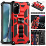 For Samsung Galaxy S21 Ultra S21 Plus 5G Shockproof Armor Kickstand Case Cover