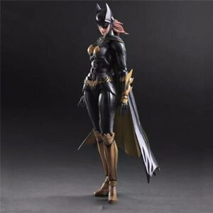 New Batgirl Action Figure Play Arts Kai Batman Justice League DC Arkham Knight