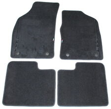 Fiat 500 Sept 2012 on Luxury Genuine Floor Carpet Mats Black  Genuine 59137281