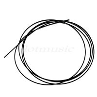 Black ABS Binding Purfling Strip For Guitar Parts Body Project 1650 x 6 x 1.5mm