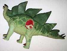 "Vintage 1993 Jurassic Park Stegosaurus Kenner JP07 Figure 7"" Damage Wound"