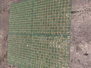 Bisazza MOSAICO/COLORS/VELOURS Tiles Green Mosaic Tiles 1m2 Box £96m2