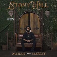 "Damian ""Jr Gong"" Marley - Stony Hill - NEW CD ALBUM   Roots Reggae - Dancehall"