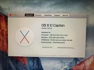 Apple Macbook Air 13 A1369 Logic Board