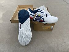 asics resolution 8 mens tennis shoes Size 11
