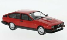 White Box Alfa Romeo GTV 6 Red 1:43 WB154