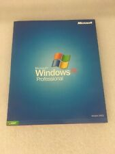 MICROSOFT WINDOWS XP PROFESSIONAL OPERATING SYSTEM KEY (No Disk)