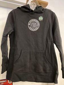 Chicago Blackhawks Youth Hoodie Sweatshirt Size Small NWT