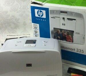 HP Invent Compact Photo Printer Photosmart 335 Party Wedding Bluetooth  V742