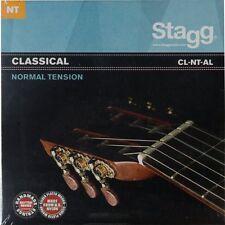 2 Jeux de 6 Cordes Guitare Classique Etude Nylon/Argent