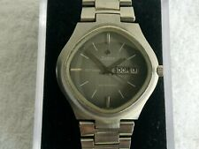 zodiac sst 36000  Automatic Steel Watch Rare Collection