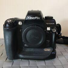 Fujifilm S3 Body-Gomma Pro Grip loose-Nastro adesivo sulla fotocamera funzionante
