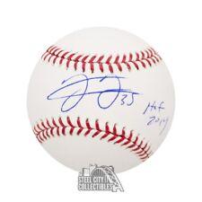 Frank Thomas HOF 2014 Autographed Official MLB Baseball - JSA COA