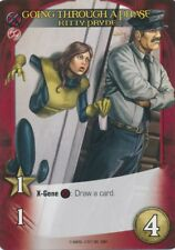 KITTY PRYDE Upper Deck Marvel Legendary X-MEN GOING THROUGH A PHASE