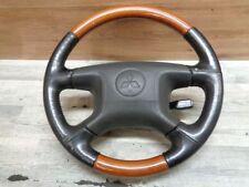 Mitsubishi pajero v60 3,2 volante de cuero (5)